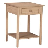 Whitewood Hampton Bedside Table