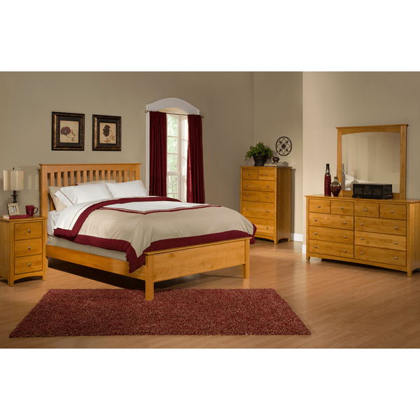Archbold Alder Shaker Bedroom Collection