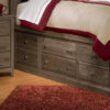 Archbold Chest Bed Deep Drawer