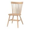 Whitewood Copenhagen Chair unfinished Sku 285