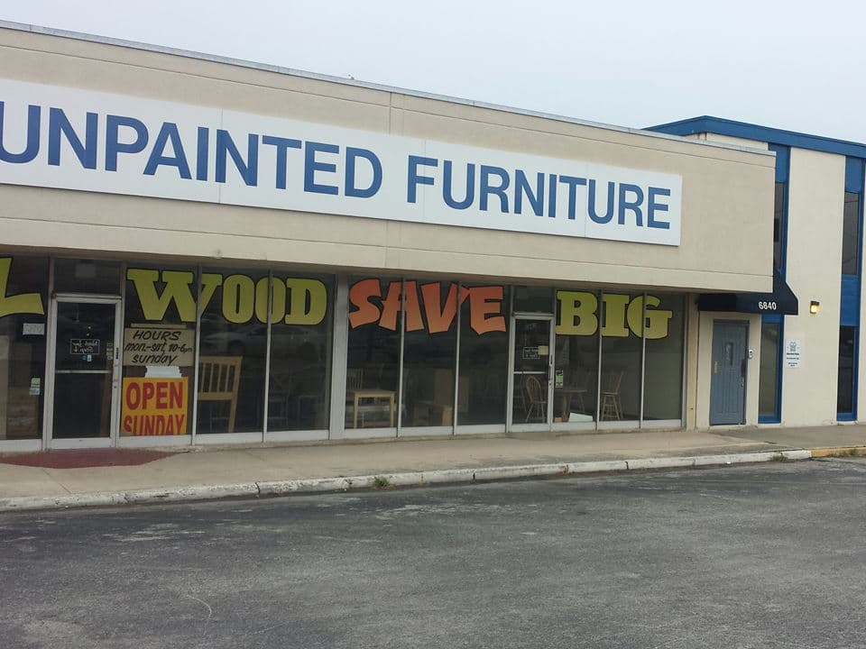 Unpainted Furniture of San Antonio will reopen as Furniture in the Raw on August 1, 2014.