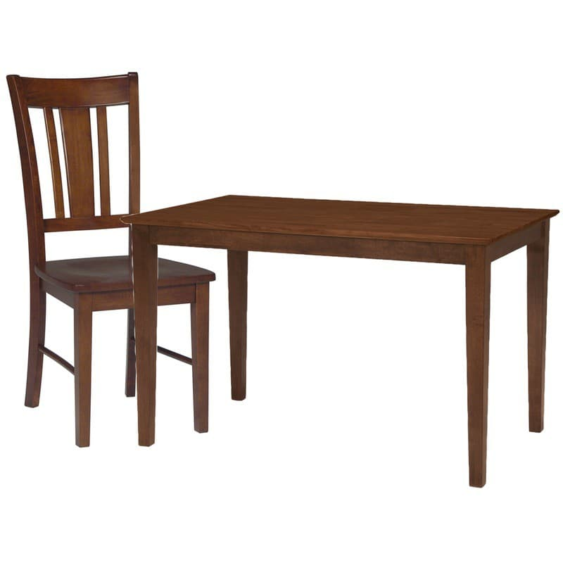 San Remo Dining Set Furniture In The Raw