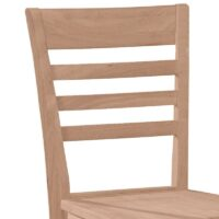 Roma Ladderback Bar Stool and Counter Stool