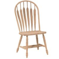 1206 Deluxe Steambent Windsor Dining Chair
