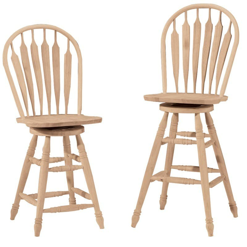 Steambent Windsor Bar Stool and Counter Stool
