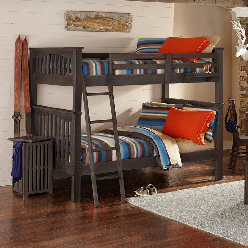 Highlands Harper Full Bunk Bed Box A