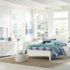 Highlands Bailey Arch Bed Full White