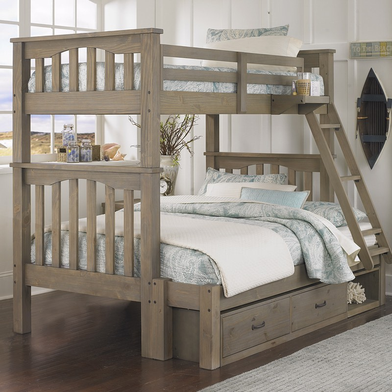 the highlands harper bunk bed from ne kids is a comfortable bed. Black Bedroom Furniture Sets. Home Design Ideas