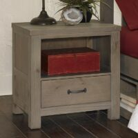 Highlands Nightstand in Driftwood