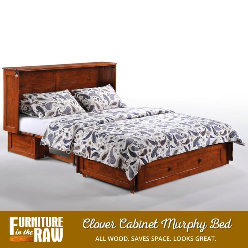 Clover Cabinet Bed