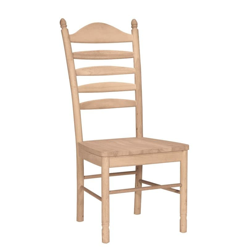 Bedford ladderback dining chair - Ladder back dining room chairs ...