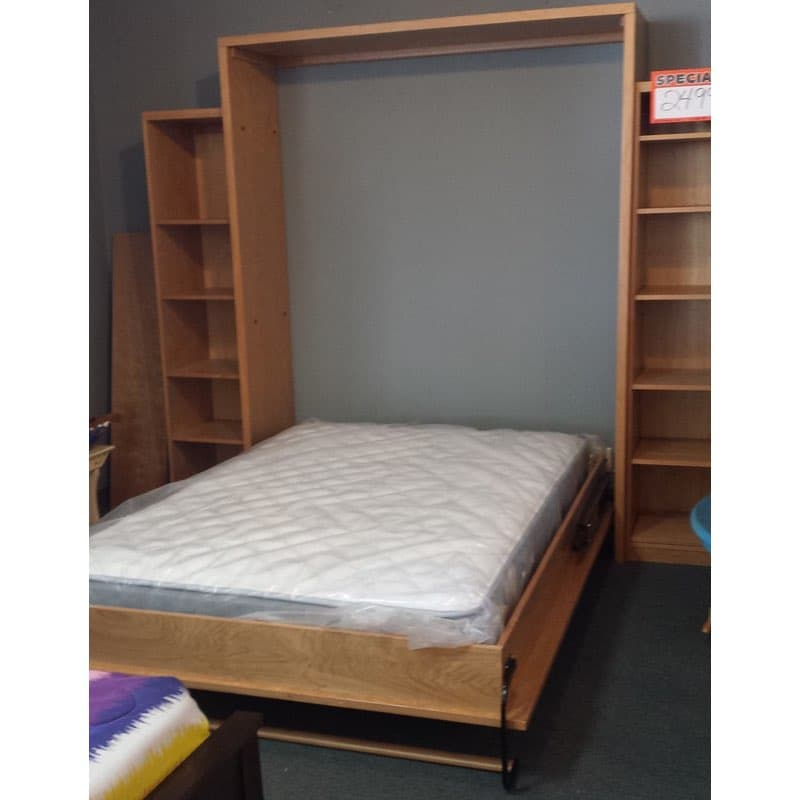 Vista Murphy Bed Furniture In The Raw