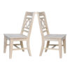 C-47 FRONT AND BACK Canyon Double X Chair