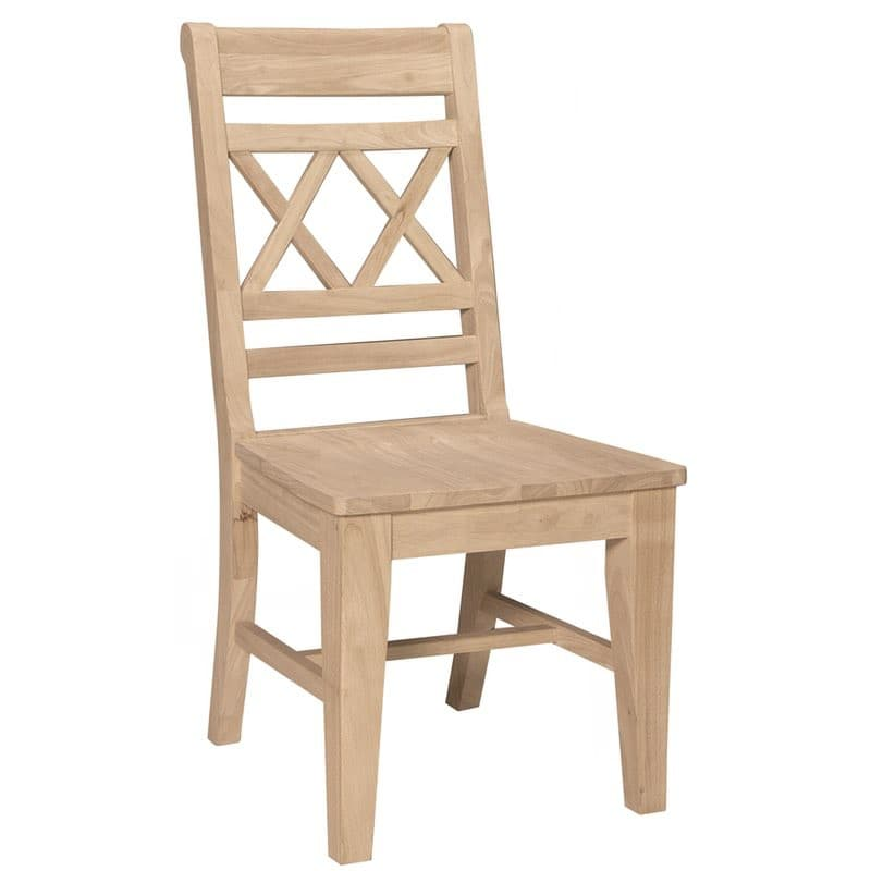 Canyon Double XX Back Dining Side Chair