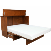 The Stanley Cabinet Bed