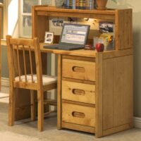 Trendwood Wrangler Bunkhouse Desk and Chairs