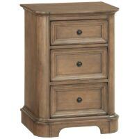 Whittier Stonewood Small Nightstand