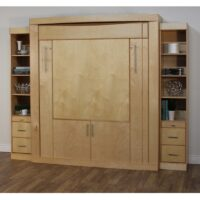 EEuro Deluxe Table Murphy Bed