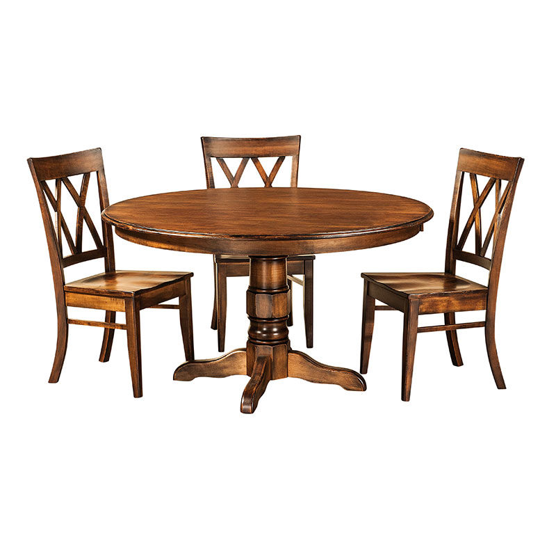 Robin-Jordon Amish Table and Chairs