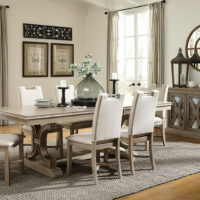 T09-4078 Cosmopolitan Sonoma Dining Table