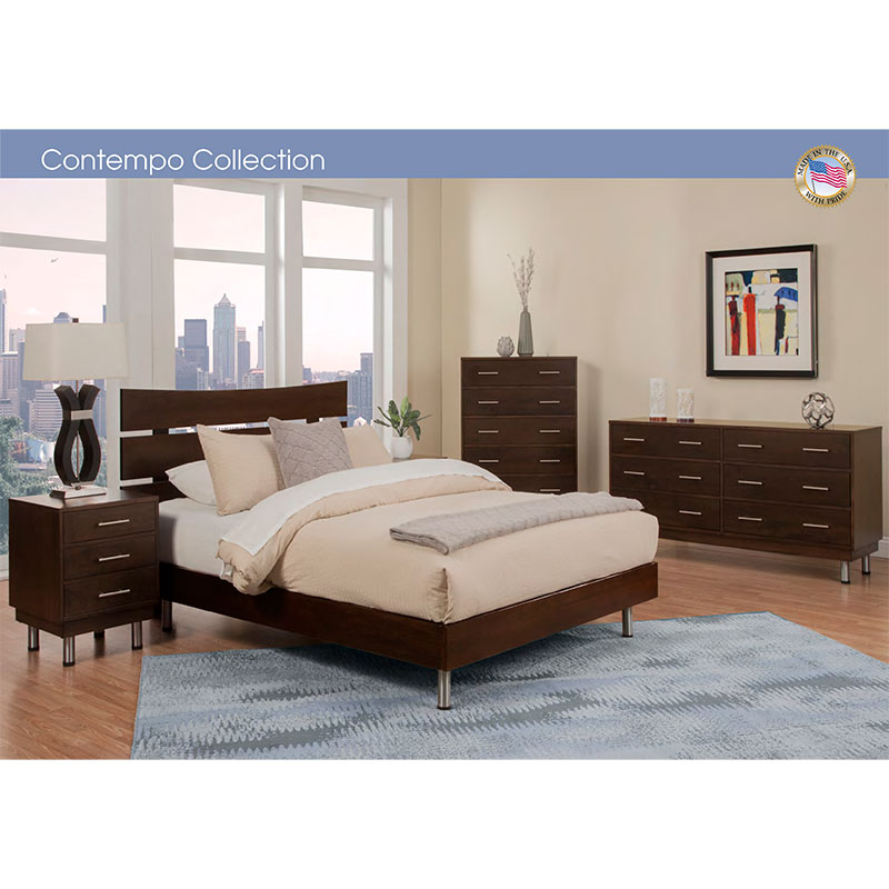 Trend Manor Contempo Bed