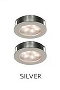 Silver LED Lights with USB