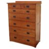 Trend Manor Mission Chest with 7 Drawers