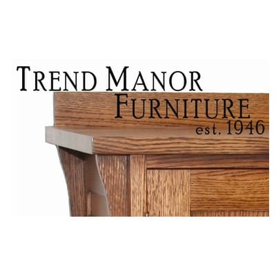 Trend Manor Queen Mission Spindle Bedroom Set