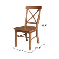 C-613 X Back Chair