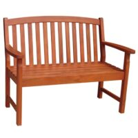 Classic Outdoor Wood Bench