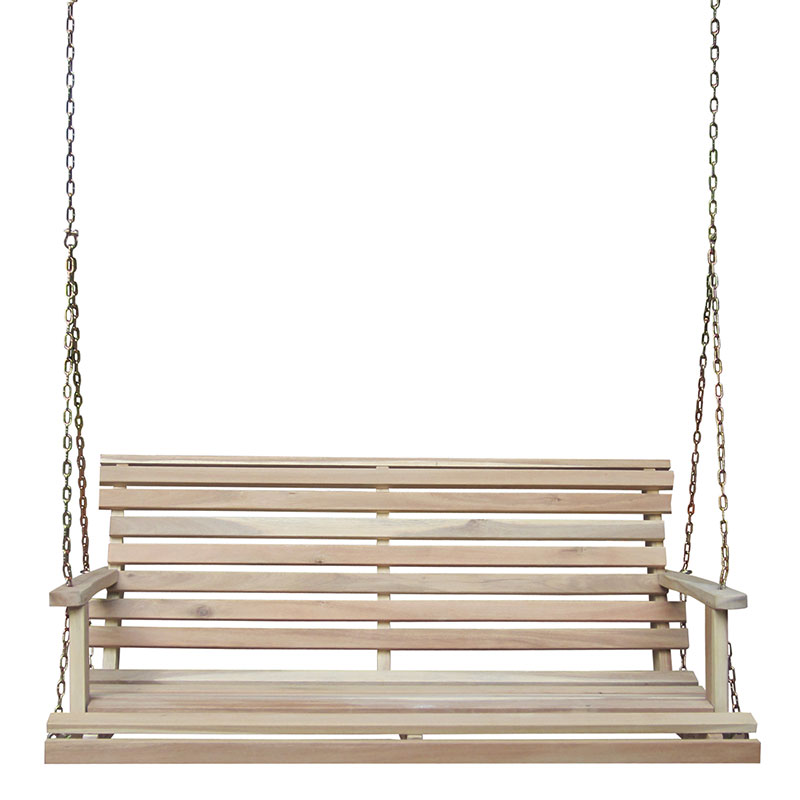 SW-53943 2 Person Swing with chains