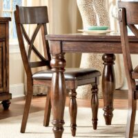 Kingston Extension Dining Table and chair