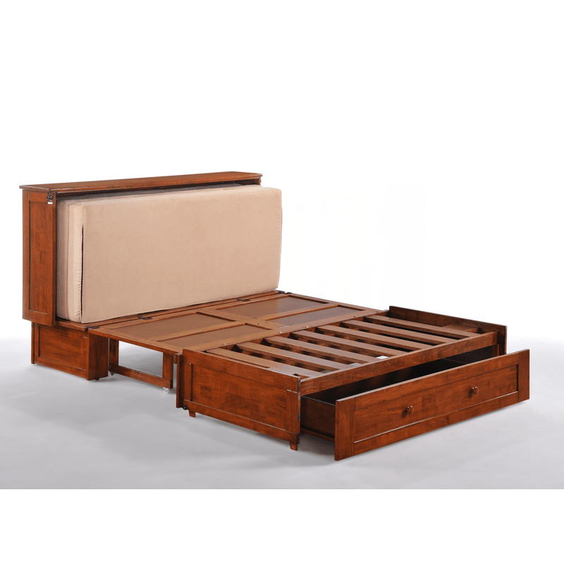 The Clover Murphy Bed Cabinet Is A Queen Size Guest Bed