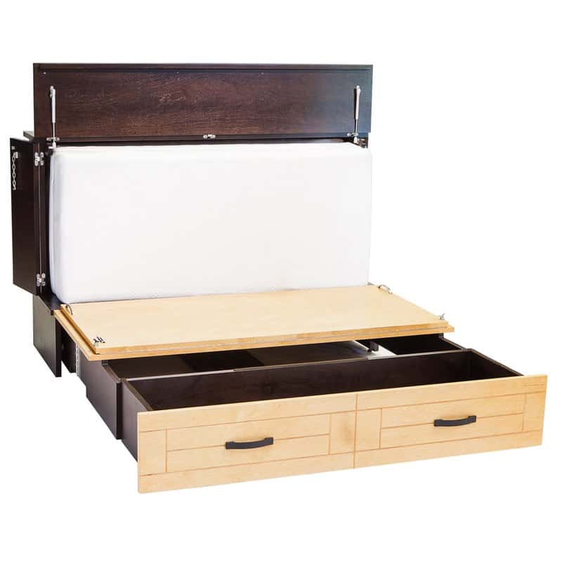 metro cabinet bed - free shipping