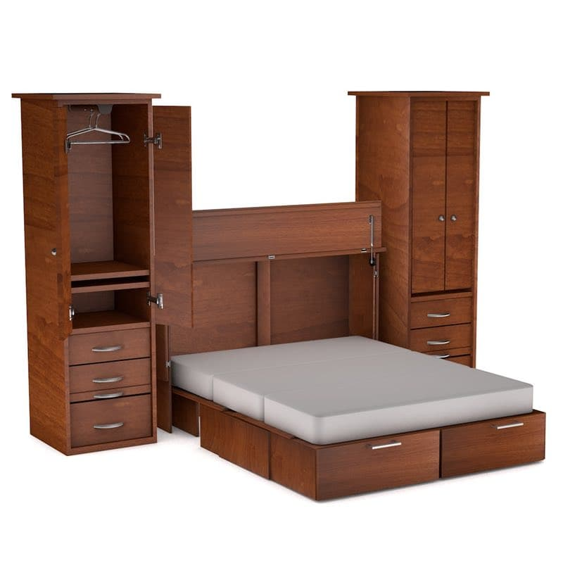 cherry product murphy picture beds bedframes day canada en clover bed and furniture of platform cabinet catalog large night