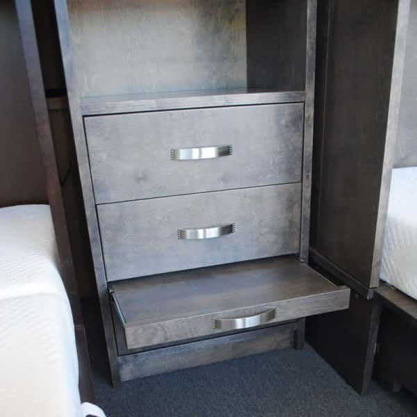 Park Avenue Cabinet Bed And Piers Free Shipping