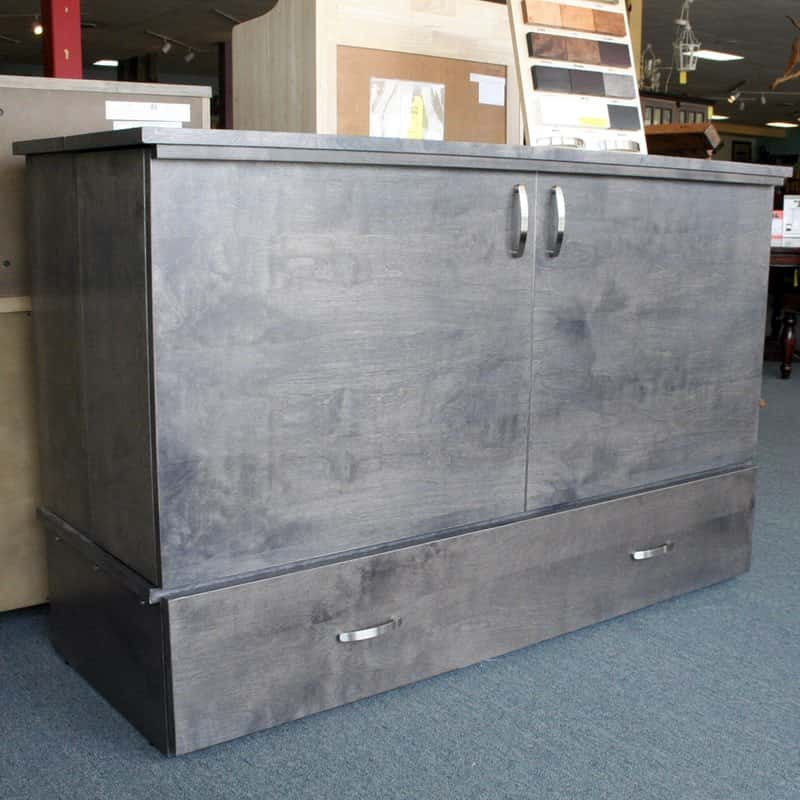 Sydney Queen Size Cabinet Bed