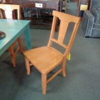 C-110 Arlington Panel Back Chair