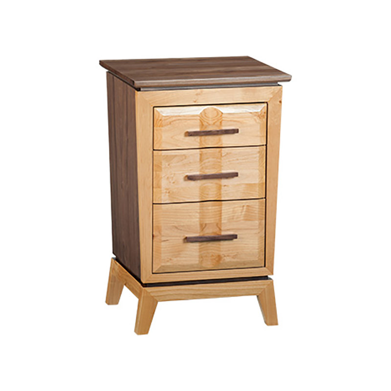 Small 3-Drawer Addison Nightstand