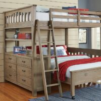 Highlands Full Loft Bed