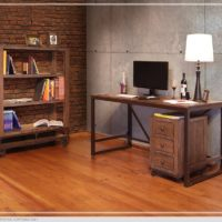 IFD560desk Urban Gold