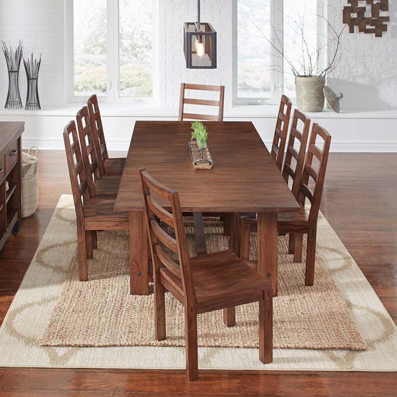 Anacortes Extension Trestle Table Free Shipping