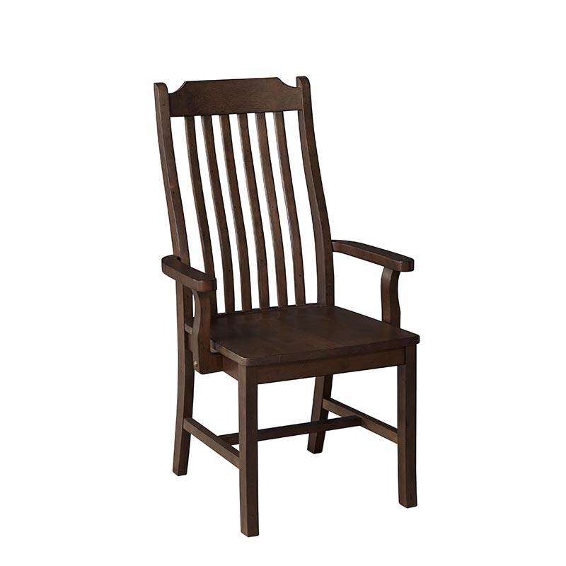 Canyon Tall Mission Side Or Arm Chair Free Shipping