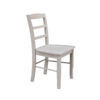 C09-2 Weathered Grey Madrid Chair