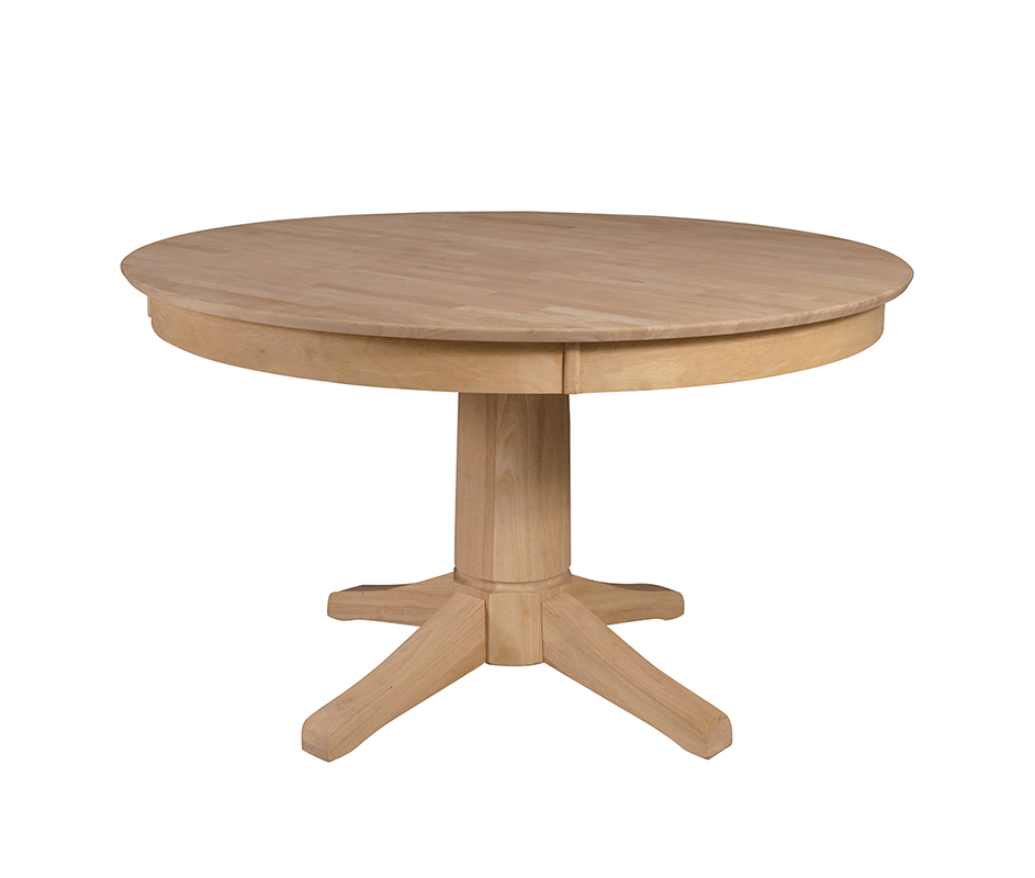 Whitewood 52 Quot Round Table Top Top Only