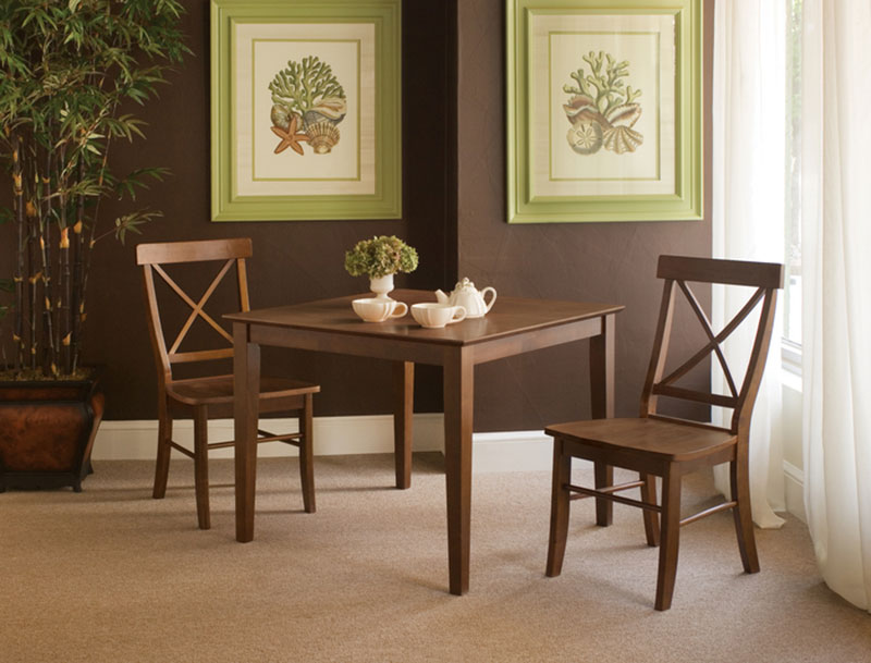 John Thomas Dining Essentials Table And Chair Set Free