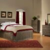 Archbold Driftwood Stain Bedroom Set Photo