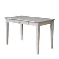 "OF09-41 48"" Weathered Grey John Thomas Shaker Desk"