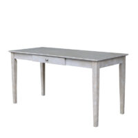 "OF09-42 60"" weathered grey desk"