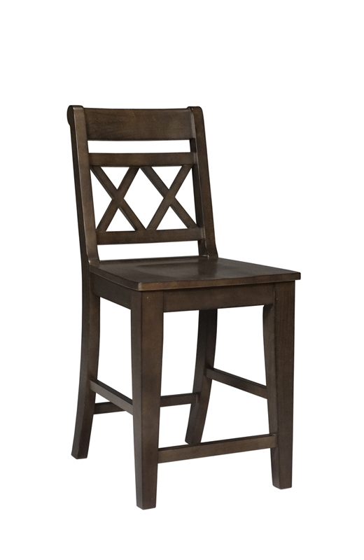 Canyon Xx Back Counter Height Stool Free Shipping